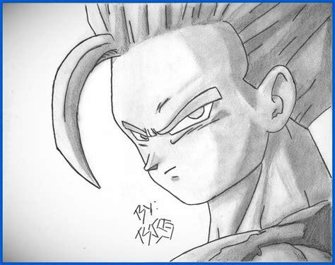dibujos a lapiz de goku 2017 espectaculares dibujos de dragon ball a lapiz para