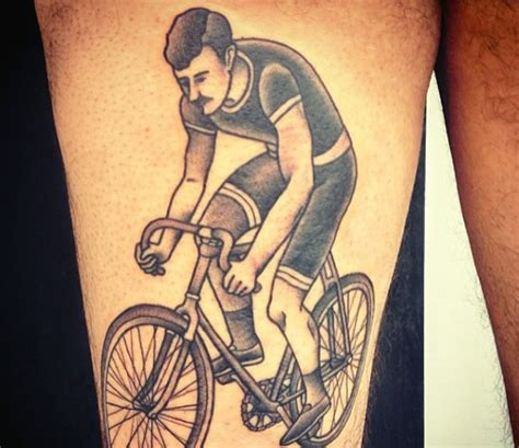 tattoo designs for bikes 70 bicycle designs for masculine cycling ideas