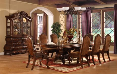 interesting concept of the formal dining room sets trellischicago