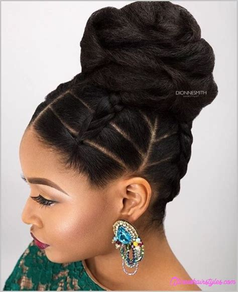 Black Updo Hairstyles by Hairstyles Black Allnewhairstyles