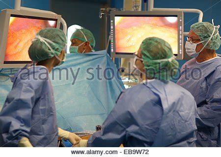 hernia emergency room hiatal hernia surgery laparoscopy general emergency surgery operating stock photo royalty free