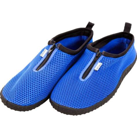 walmart water shoes lemon s zip up aqua socks water shoes walmart