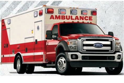 ford recalls f series ambulances top news safety accident top news work truck