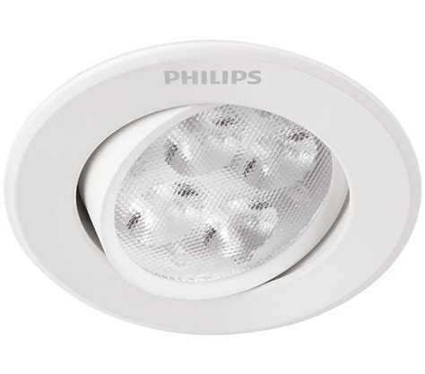 Philips 59722 Esscus 5w 40k Led Downlight Spot Cool White recessed spot light 450613166 philips