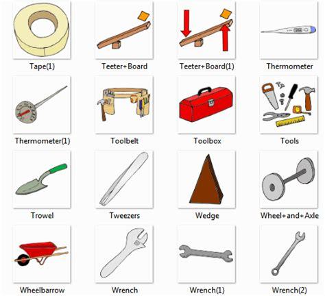 construction tools  instruments  names civil
