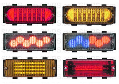 Whelen Lin3 Led Lightheads White Model Rsc02zcr whelen lightheads from swps