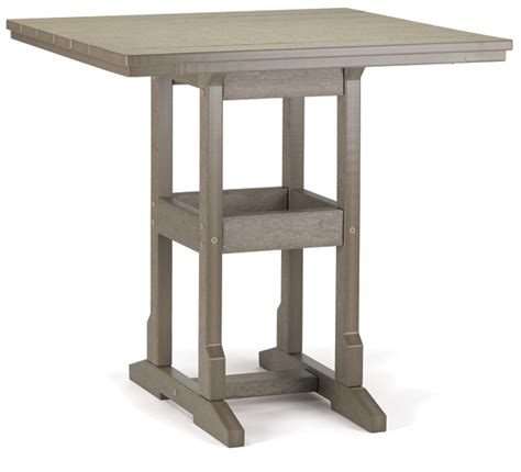 Breezesta Chairs Breezesta 36 Quot X 36 Quot Counter Table Marty S Barn Cellar