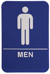 restroom sign clipart best