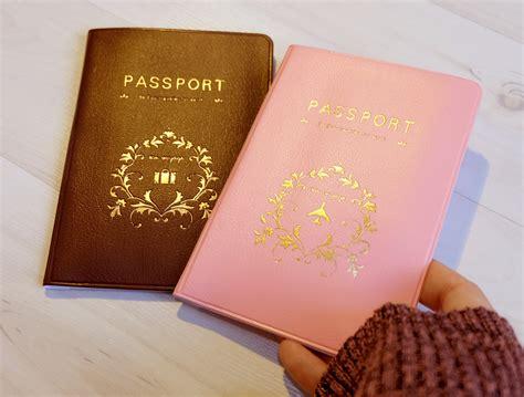Card Id Holder Passport Wallet Organizer Dompet Tangan Praktis korean passport pastel dompet passport holder travel lucu deals for only rp79 000 instead