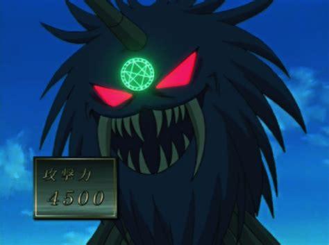 evil or live anime ending yu gi oh nightmare fuel tv tropes
