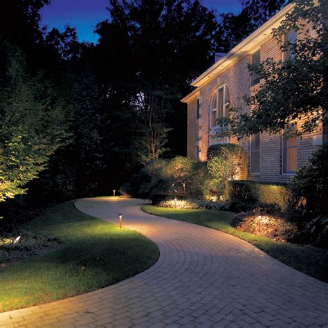 landscape lighting image gallery outdoor landscape lighting