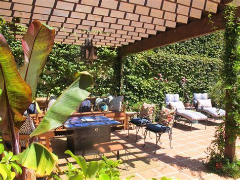 what is backyard in spanish spanish style backyard re do