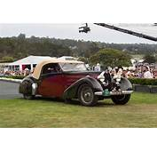 Bugatti Type 57 Gangloff Stelvio  Entrant LBI Limited