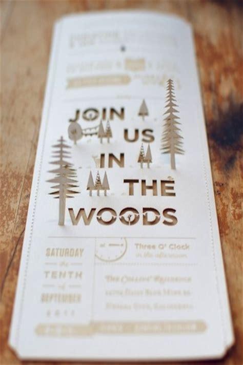 woodland wedding invites woodland weddings