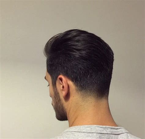 men hairstyle from behind 20 best brushed back hairstyle images on pinterest