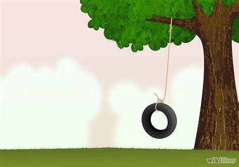 swing rueda c 243 mo hacer un columpio de llanta