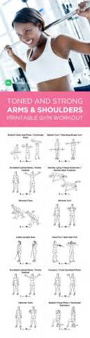 work out plans for women at home 17 best ideas about strong arms on pinterest bicep