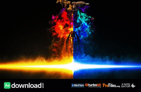 videohive dragon fire logo reveal free download free after effects template