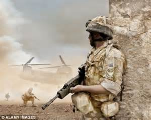 one in eight soldiers has attacked someone after coming