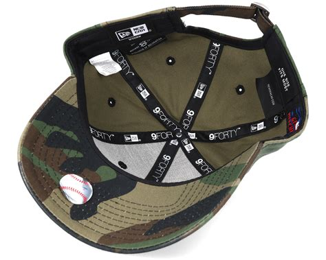 new era yankees new york yankees mlb fashion camo 9forty adjustable new