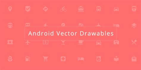 android layout vector android working with svg vector drawables