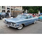 """59 Oldsmobile 98  MSRA """"BACK TO THE 50′s"""" 40th ANNIVERSARY"""