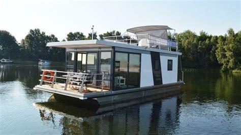 Leben Auf Einem Hausboot by So Komfortabel Lebt Auf Einem Hausboot