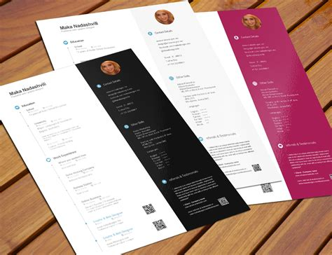 design cv photoshop cv mockup timeline style free resume photoshop template