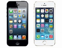 Image result for What is the difference between the iPhone 5 and the 5S?
