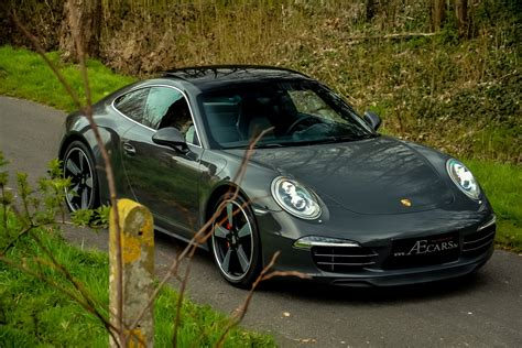 Porsche 911 50 Jahre by Porsche 911 991 Quot 50 Jahre Jubileum Quot Limited Edition Nr