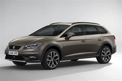 Seat Leon St Maße by Seat Leon St X Perience Opgeruigde Luxe Autonieuws
