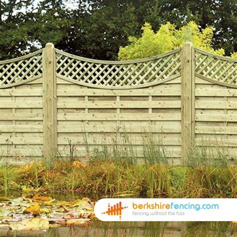 Small Lattice Fence Panels Concave Lattice Top Fence Panels 3ft X 6ft