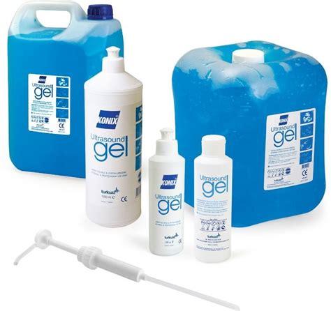Refill Aseptic Gel 500cc One Med gel conductive moisturising glycerine based 250ml x 1