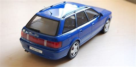 REVIEW: OttOmobile Audi RS2 Avant - Diecastsociety.com Audi Rs2 Mobile