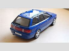 REVIEW: OttOmobile Audi RS2 Avant • DiecastSociety.com Audi Rs2 Mobile