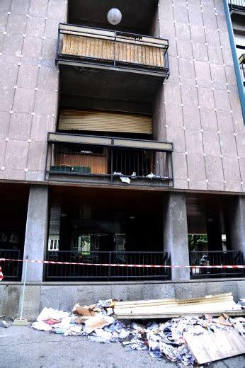ufficio esecuzioni foto incendio doloso distrugge ufficio esecuzioni