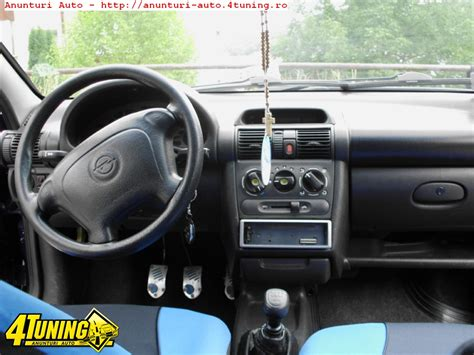 Opel Tigra Interior Wallpaper 1024x768 20967