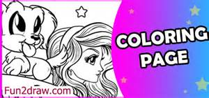 fun2draw coloring pages free coloring pages of fun2draw
