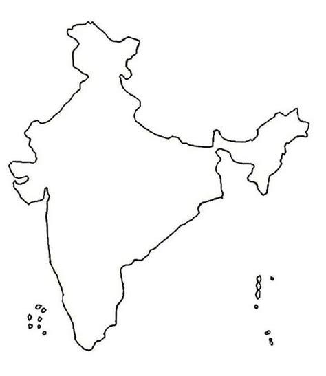 India Map Coloring Pages indian map for coloring coloring pages