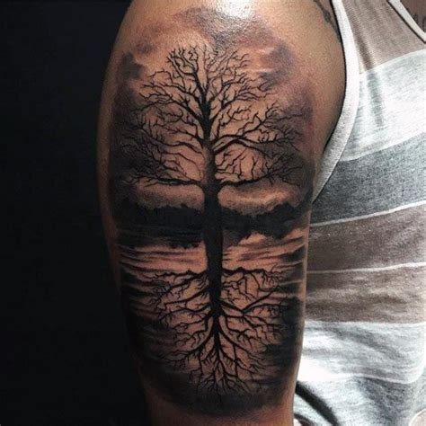 tattoo trends 100 tree of life tattoo designs for men