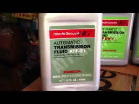 3g acura tl how to flush transmission fluid