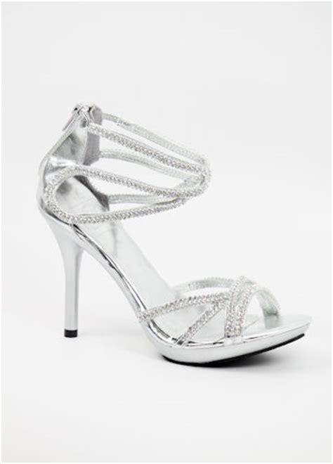 silver rhinestone sandals wedding rhinestone sandals for wedding crafty sandals