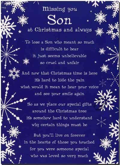 son grave card christmas mum   holder cm ebay christmas