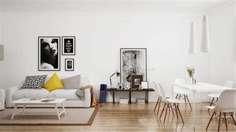 White Armchair Design Ideas Scandinavian Living Room Design Ideas Inspiration