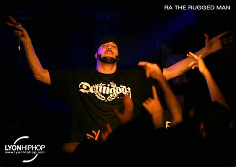 ra the rugged concert events 2013 lyon hip hop