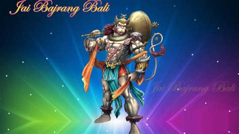 hanuman wallpaper in 3d hd jai shri bajrang bali 3d hd wallpaper for free