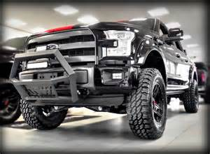 F150 Truck Accessories Canada 2015 Lifted Kentwood Kustoms Ford F 150 Lariat Quot Black
