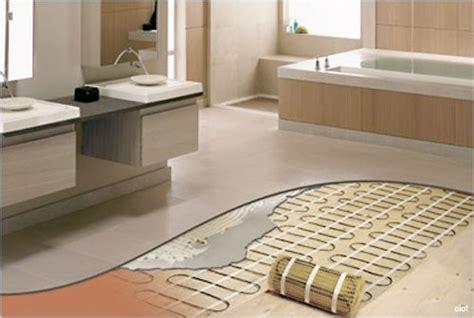heated floors in bathroom bathrooms