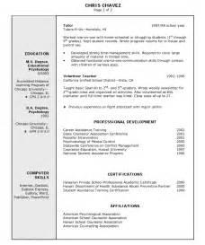 ultrasound resume skills 1