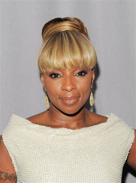 mary j bilge hair styles over the years fall african braid updos for 2013 short hairstyle 2013